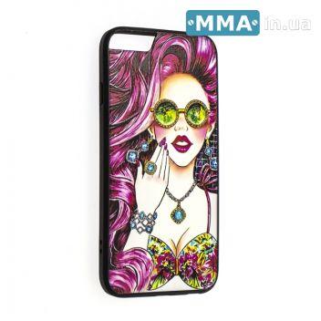 Купить СИЛИКОН ETHNO PICTURE IPHONE 6G