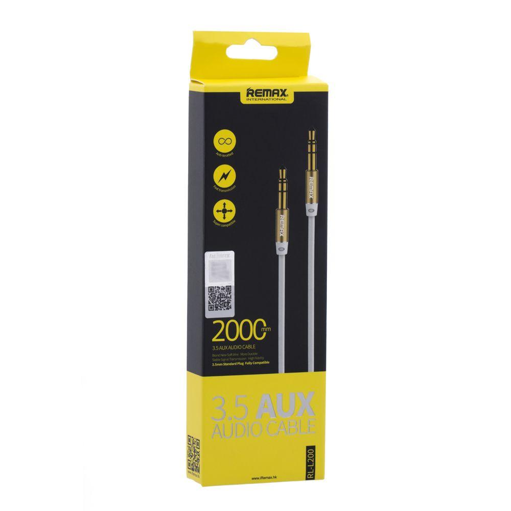 Купить AUX CABLE REMAX RL-L200_1