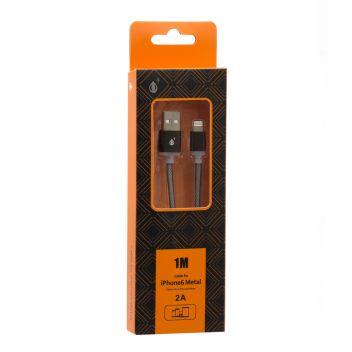 Купить USB MTK AA105 2A LIGHTNING 1M