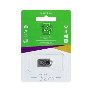 Купить USB FLASH DRIVE T&G 32GB METAL 106
