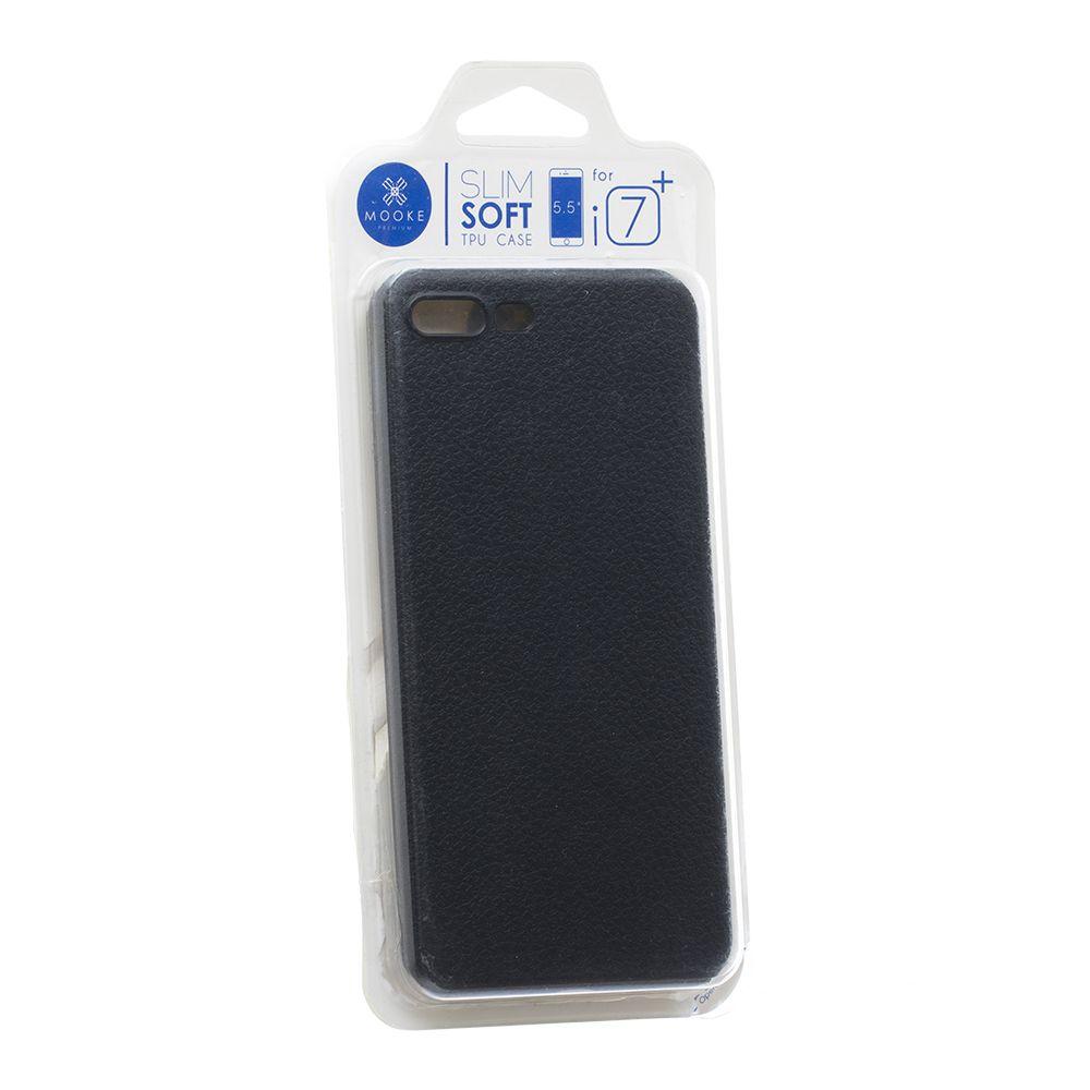 Купить ЗАДНЯЯ НАКЛАДКА DICASE LEATHER IPHONE 7 PLUS_2