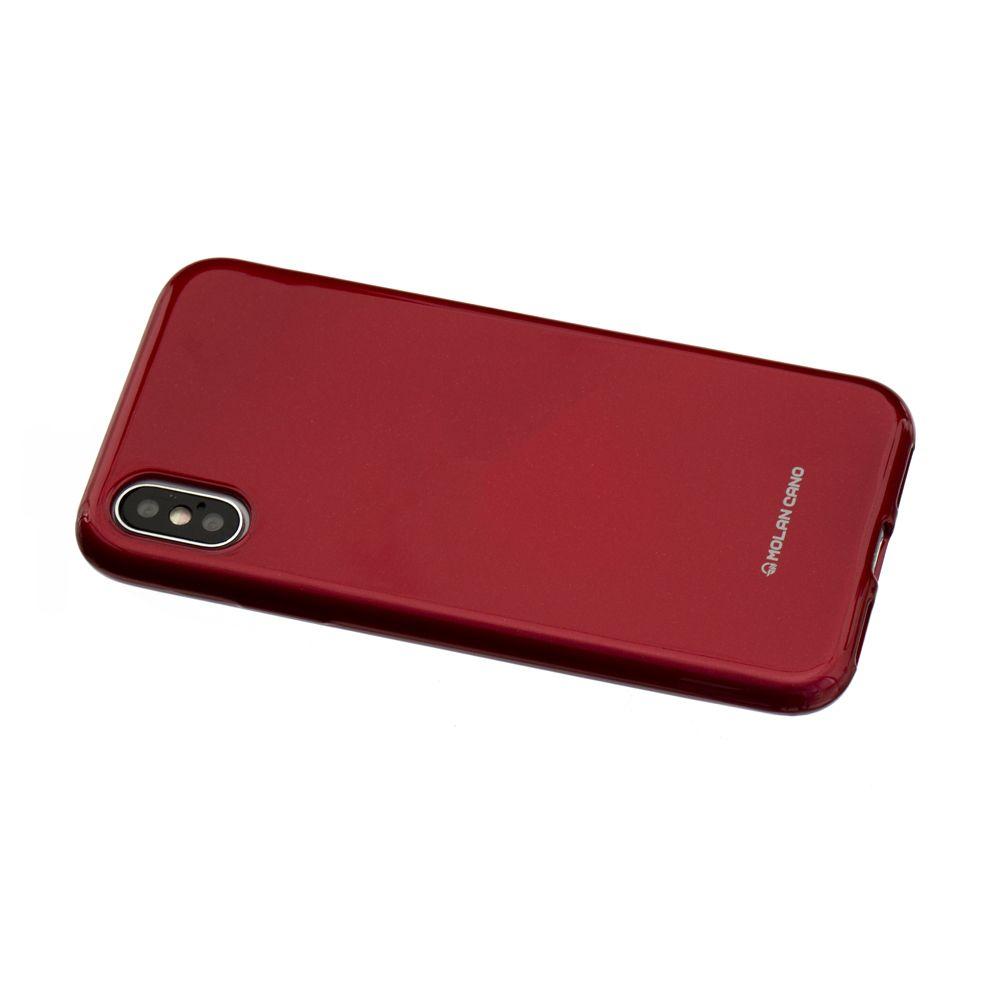 Купить СИЛИКОН MOLAN SHINING APPLE IPHONE X / XS_13