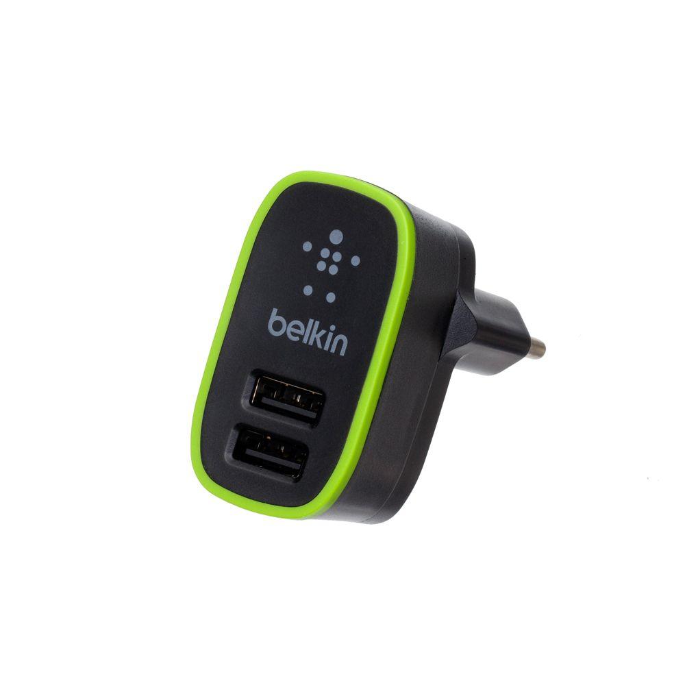 Купить СЕТЕВОЕ ЗАРЯДНОЕ УСТРОЙСТВО BELKIN F8M670 MICRO 2 USB_4