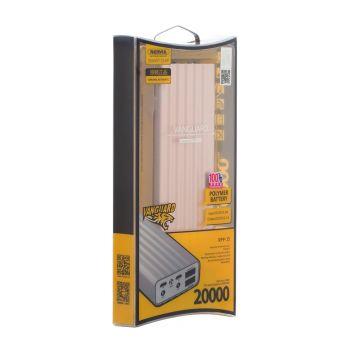 Купить POWER BOX REMAX RPP-15 / RP-V20 VANGUARD 20000 MAH