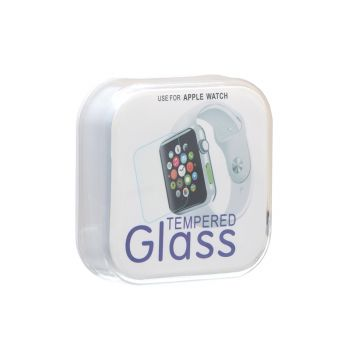 Купить ЗАЩИТНОЕ СТЕКЛО 3-4D GLASS FULL GLUE APPLE WATCH 42MM