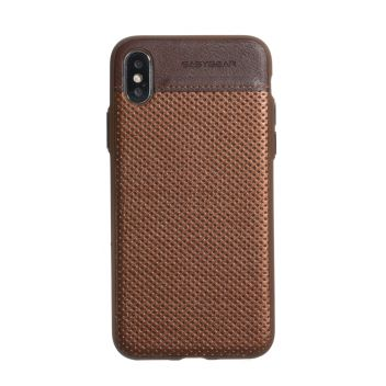 Купить ЗАДНЯЯ НАКЛАДКА EASYBEAR LEATHER FOR APPLE IPHONE X