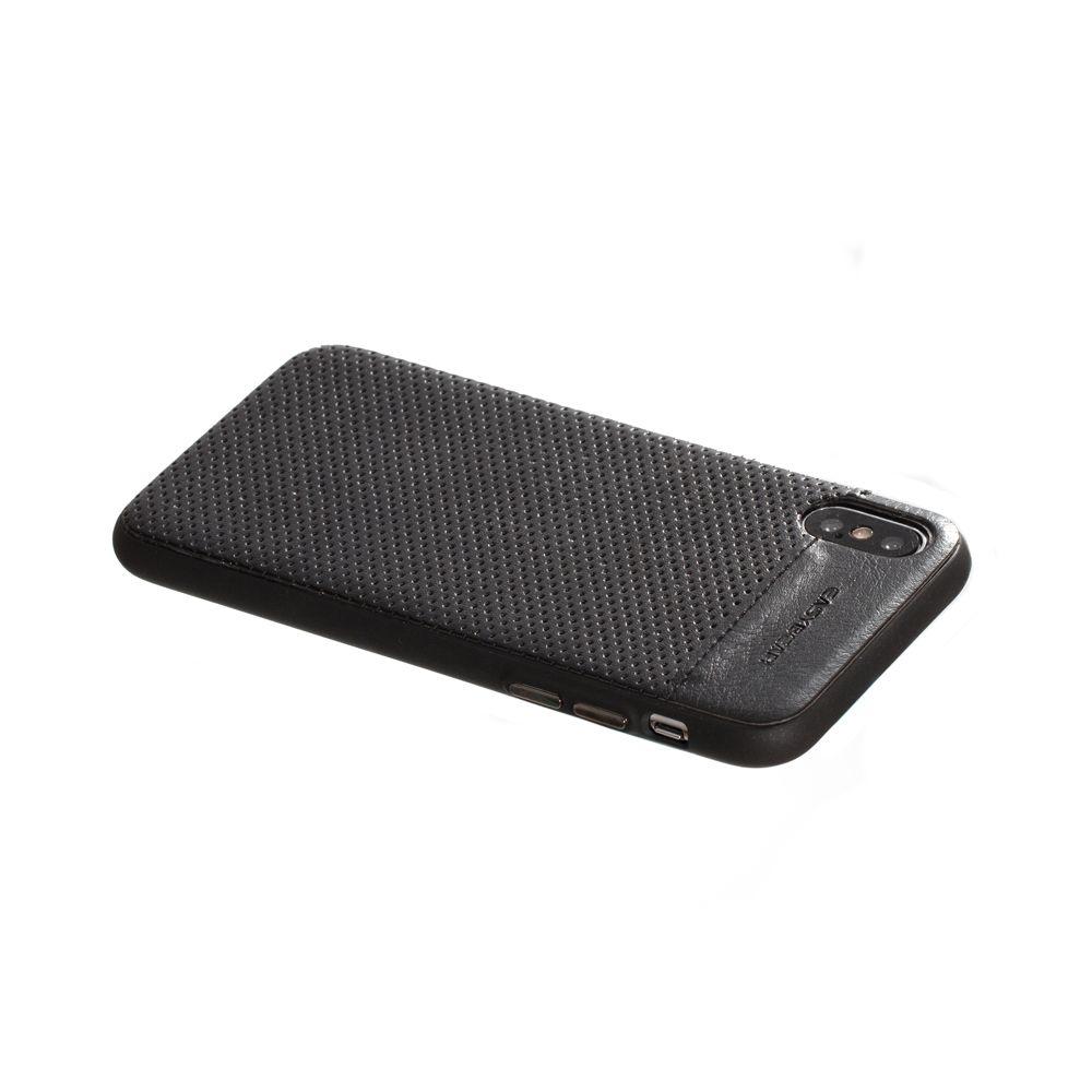 Купить ЗАДНЯЯ НАКЛАДКА EASYBEAR LEATHER FOR APPLE IPHONE X_4