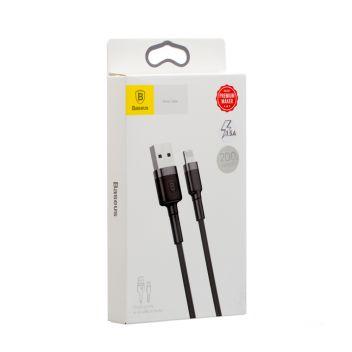Купить USB BASEUS CALKLF-C LIGHTNING 2M