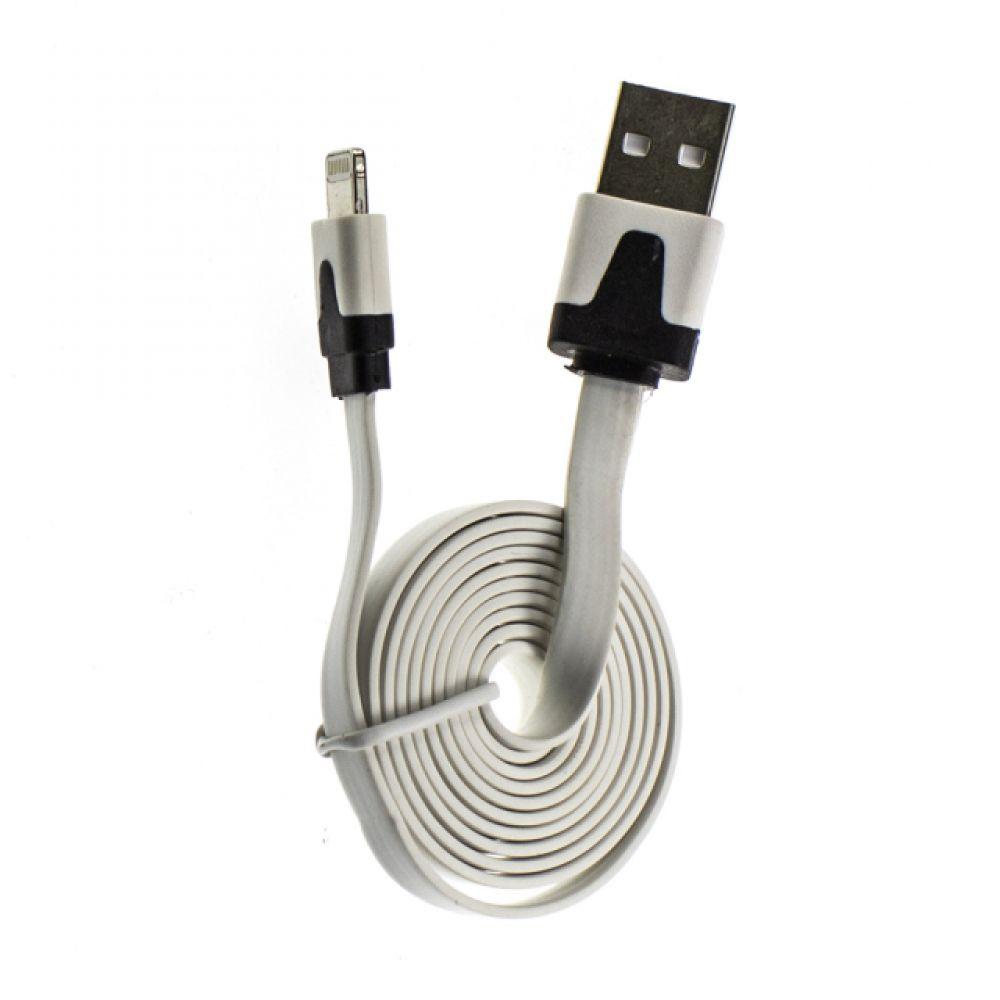 Купить USB IPHONE 5 LIGHTNING (ЛАПША)_1