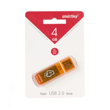 Купить USB FLASH DRIVE SMARTBUY 4GB