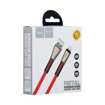 Купить USB HOCO U48 SUPERIOR SPEED LIGHTNING