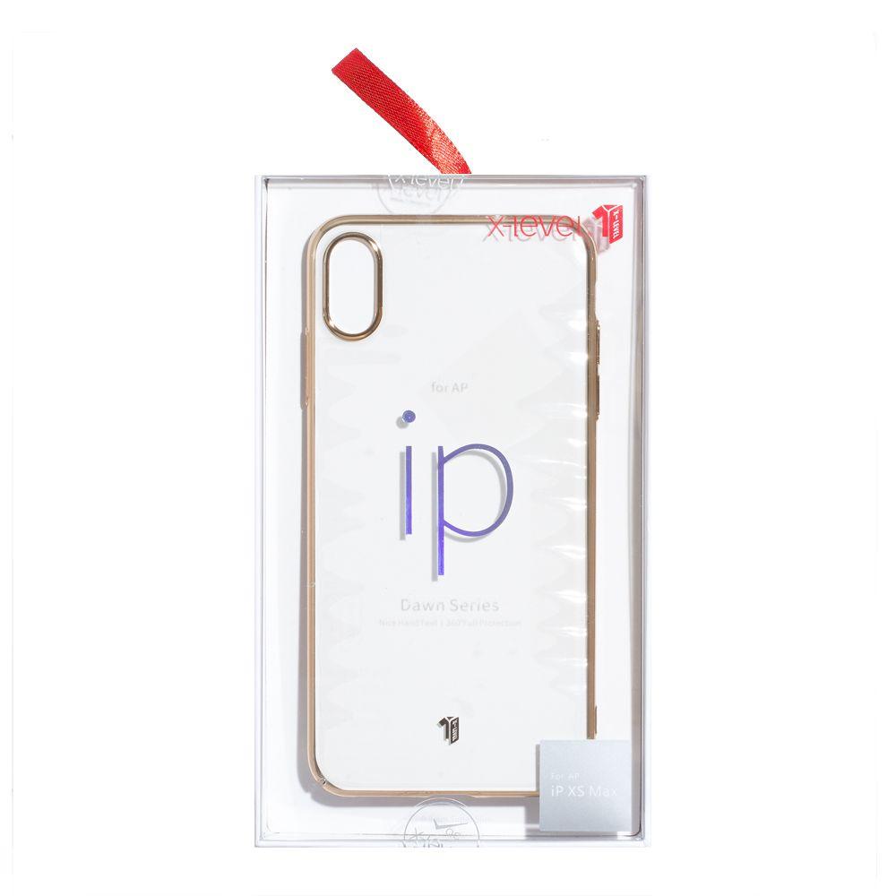 Купить ЗАДНЯЯ НАКЛАДКА X-LEVEL MOVIE DAWN FOR APPLE IPHONE XS MAX_2