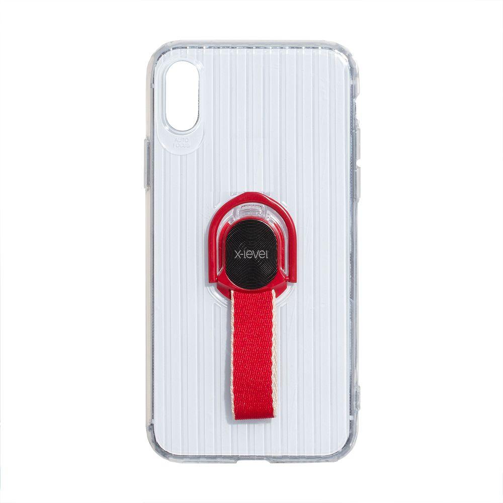 Купить ЗАДНЯЯ НАКЛАДКА X-LEVEL TRAVEL SUITCASE FOR APPLE IPHONE XS MAX_1