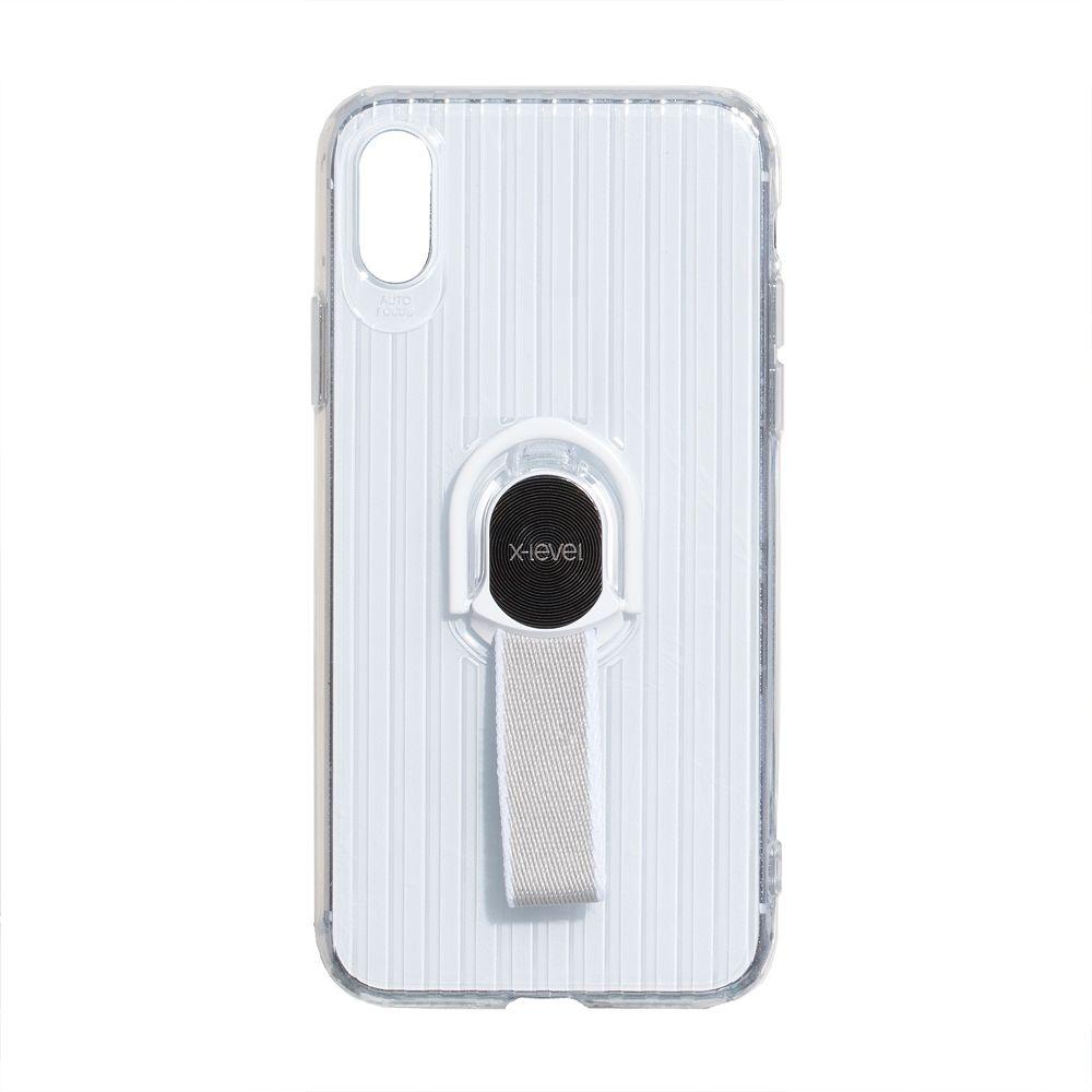 Купить ЗАДНЯЯ НАКЛАДКА X-LEVEL TRAVEL SUITCASE FOR APPLE IPHONE XS MAX_2