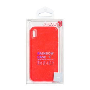 Купить ЧЕХОЛ X-LEVEL RAINBOW SHELL FOR APPLE IPHONE XR