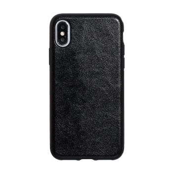 Купить ЗАДНЯЯ НАКЛАДКА COBLUE LITCHI PATTERN FOR APPLE IPHONE X / XS