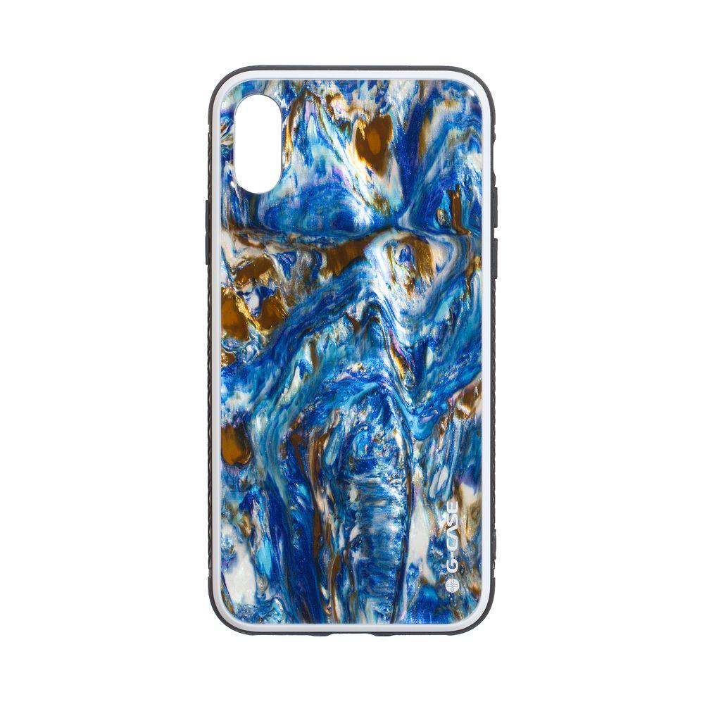 Купить ЗАДНЯЯ НАКЛАДКА G-CASE AMBER FOR APPLE IPHONE XS MAX