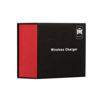 Купить АВТОДЕРЖАТЕЛЬ FAST WIRELESS CHARGER / AUTO-CLAMPING K20