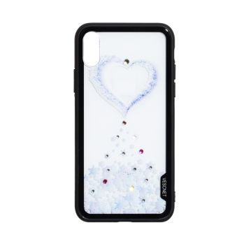 Купить ЗАДНЯЯ НАКЛАДКА VESCENT HOLLOW GLASS SHELL FOR APPLE IPHONE XS MAX
