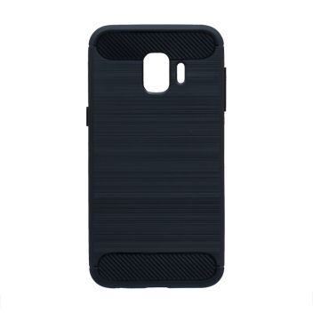 Купить ЧЕХОЛ POLISHED CARBON SAMSUNG J260 2018