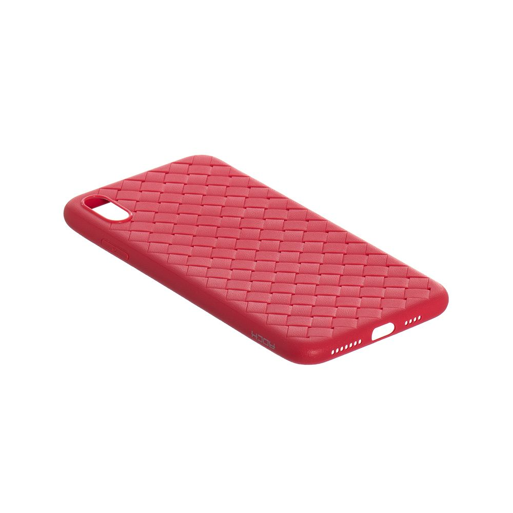 Купить СИЛИКОН ROCK WEAVE FOR APPLE IPHONE XS MAX_2