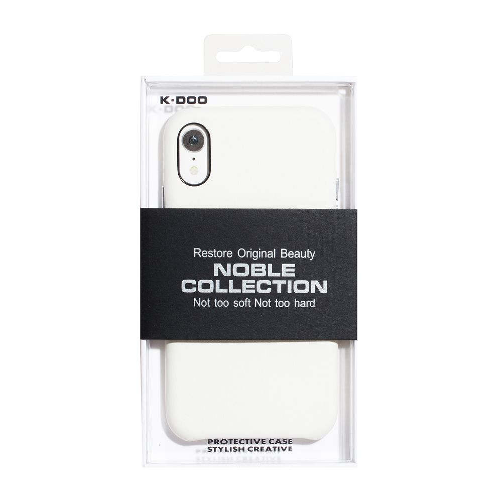 Купить СИЛИКОН K-DOO NOBLE COLLECTION FOR APPLE IPHONE XR_7