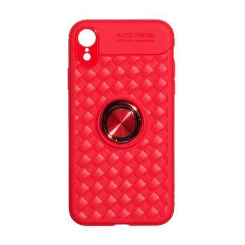 Купить ЗАДНЯЯ НАКЛАДКА DOYERS WITH RING FOR APPLE IPHONE XR
