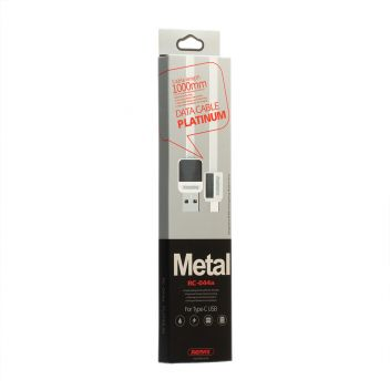 Купить USB REMAX RC-044A PLATINUM TYPE-C