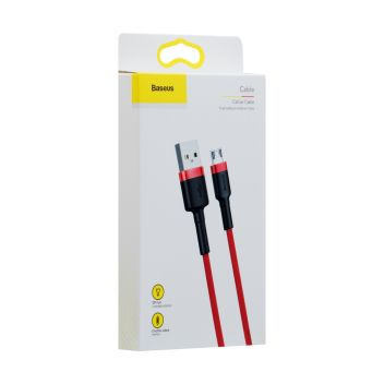 Купить USB BASEUS CAMKLF-B CAFULE CABLE MICRO 1M