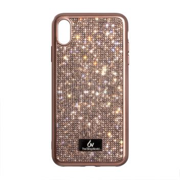 Купить ЗАДНЯЯ НАКЛАДКА BLING WORLD TPU+LCPC FOR APPLE IPHONE XS MAX