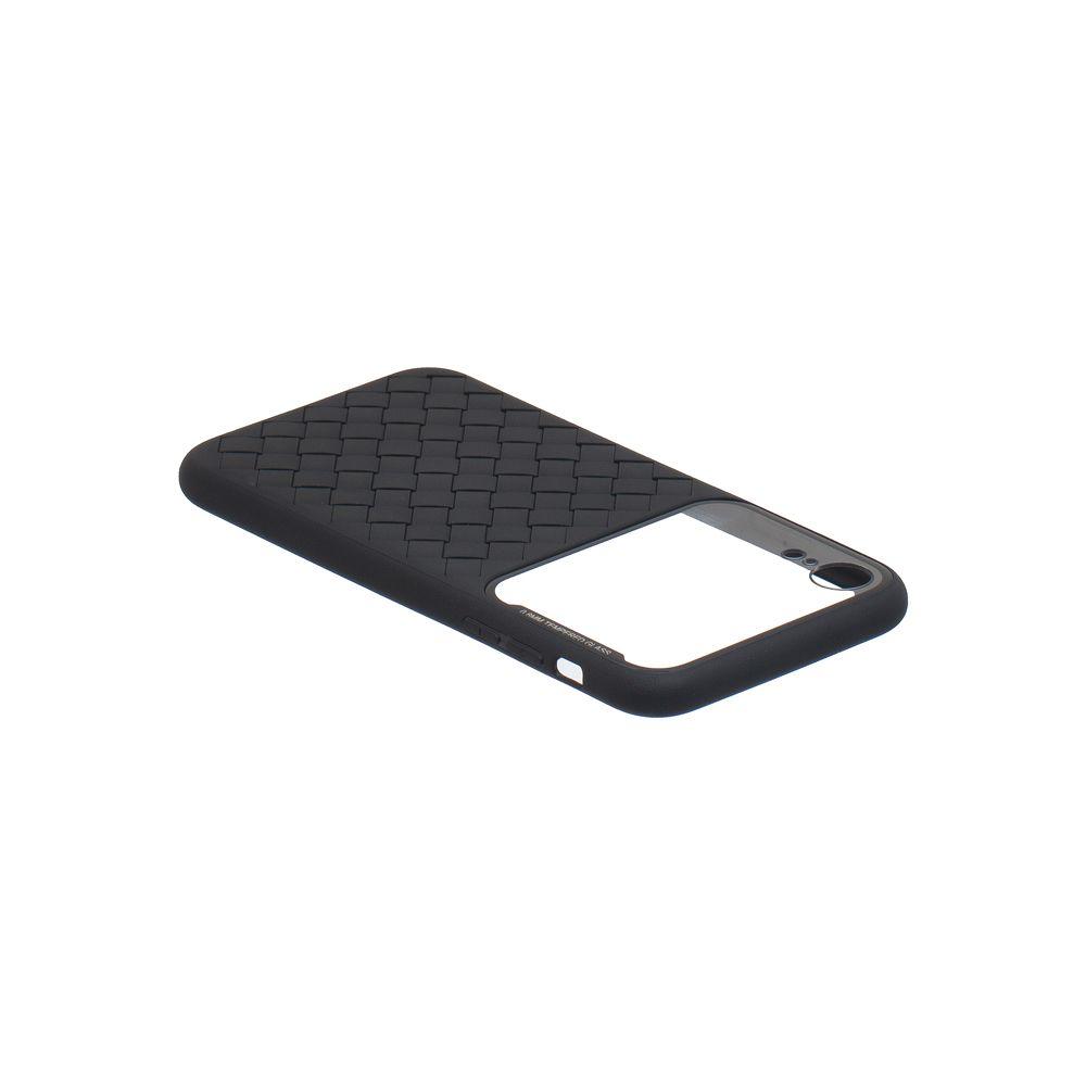 Купить ЗАДНЯЯ НАКЛАДКА BASEUS IPHONE XR WIAPIPH61-BL_1