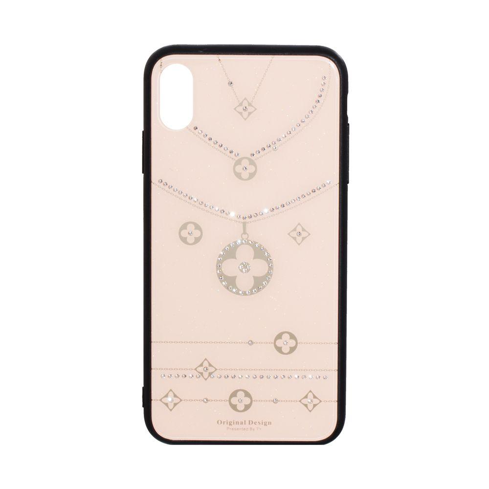 Купить ЗАДНЯЯ НАКЛАДКА TYBOMB NECKLACE FOR APPLE IPHONE XS MAX_1