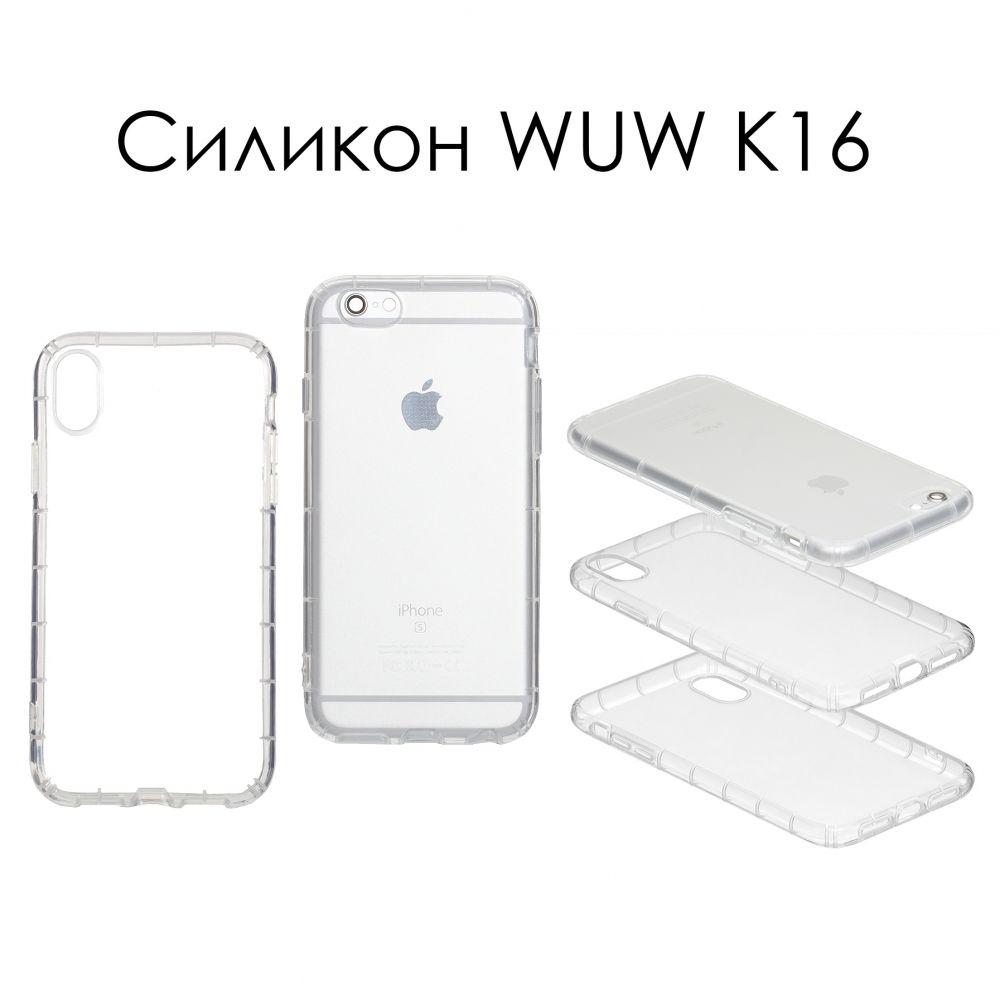 Купить СИЛИКОН WUW K16 SAMSUNG A6 PLUS 2018