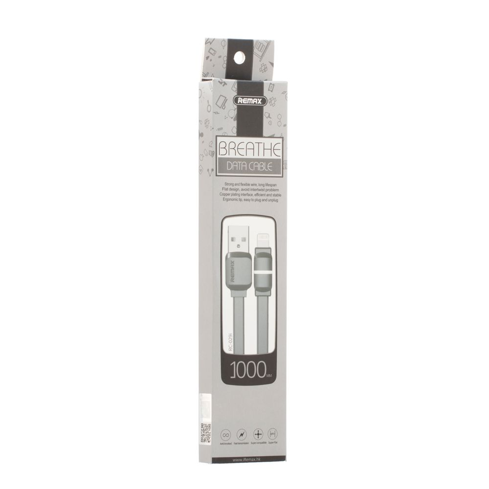 Купить USB REMAX RC-029I BREATHE LIGHTNING_2