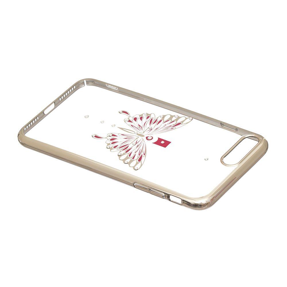 Купить СИЛИКОН SIMPLE BEAUTY BUTTERFLY SERIES FOR APPLE IPHONE 7 PLUS_2