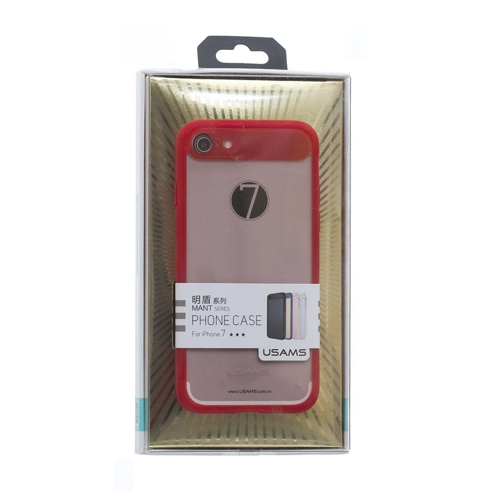Купить ЗАДНЯЯ НАКЛАДКА USAMS MANT IPHONE 7G_1