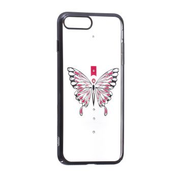 Купить СИЛИКОН SIMPLE BEAUTY BUTTERFLY SERIES FOR APPLE IPHONE 7 PLUS