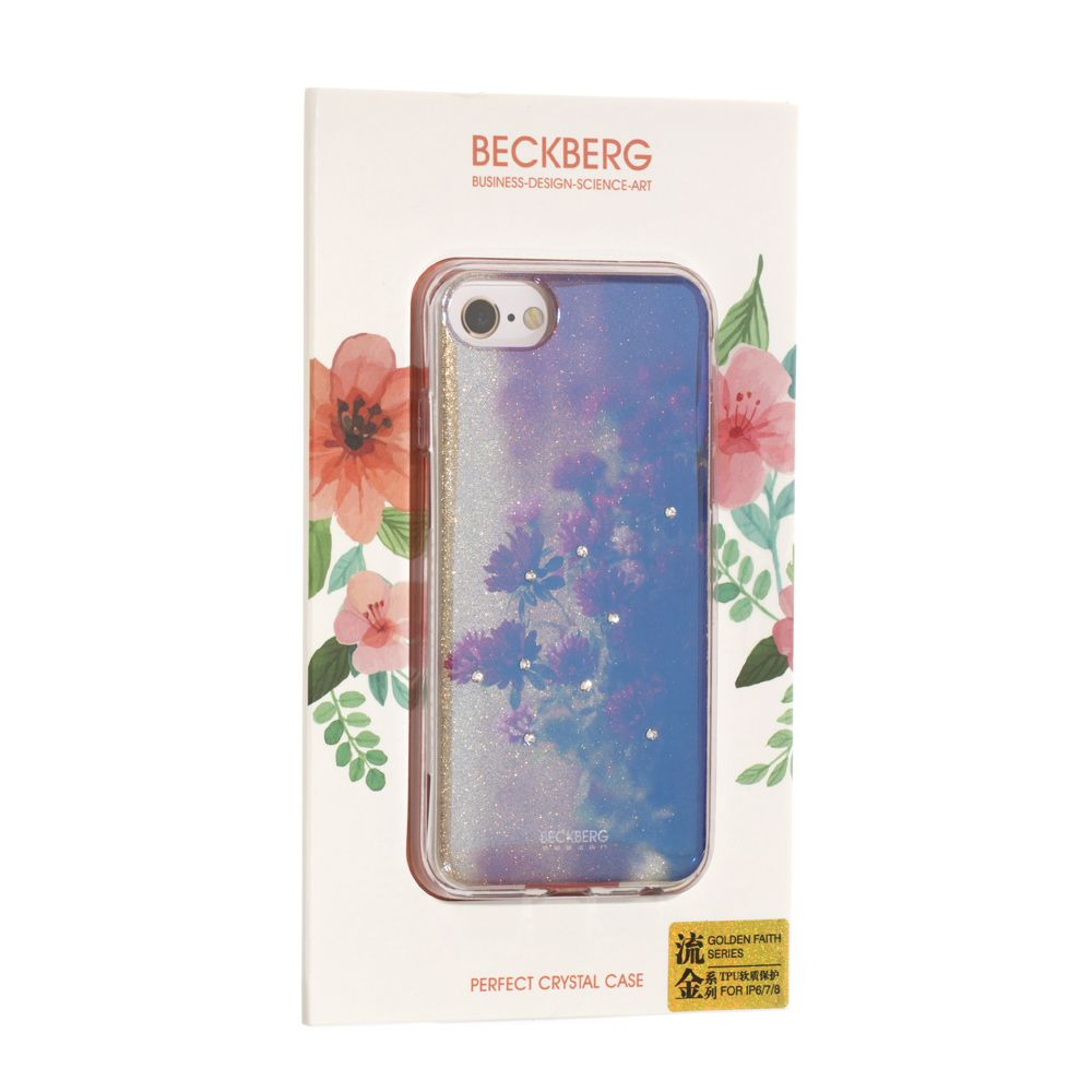 Купить СИЛИКОН BECKBERG GOLD SERIES FOR APPLE IPHONE 6G / 7G / 8G_9