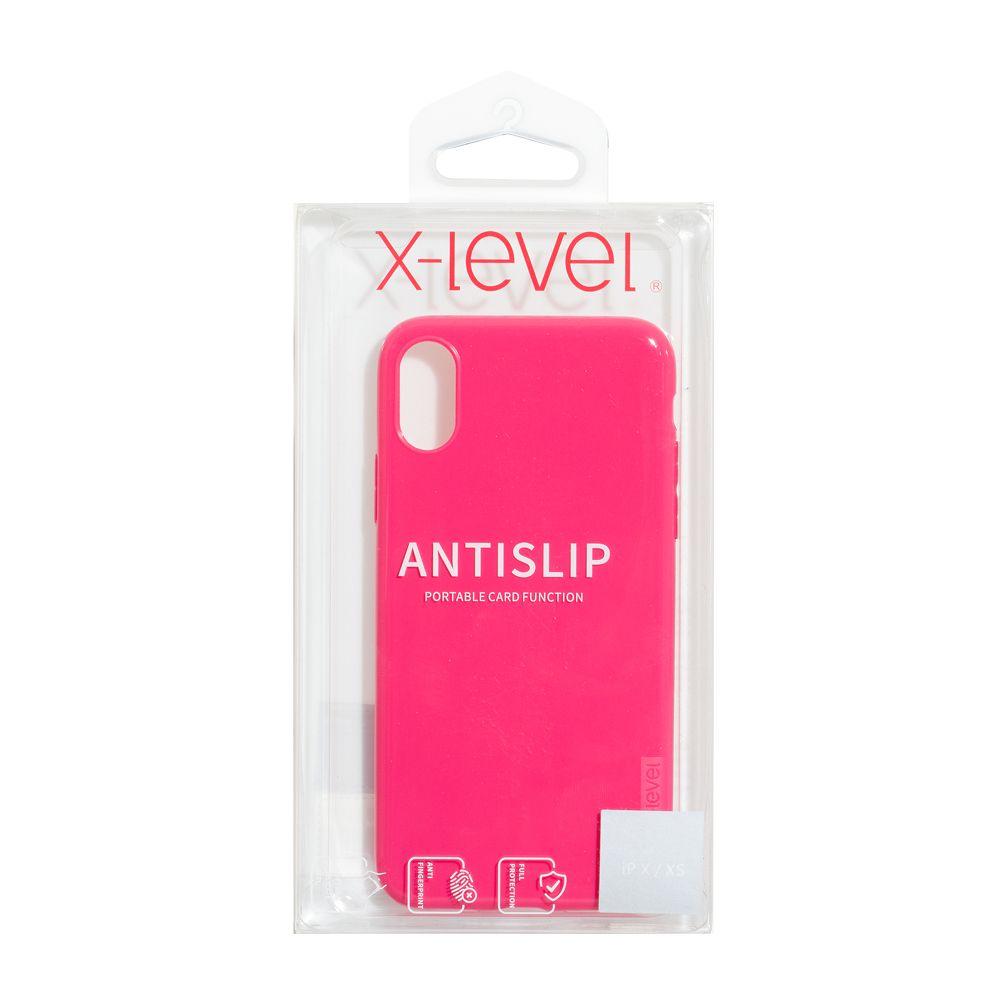 Купить ЧЕХОЛ X-LEVEL ANTISLIP ДЛЯ APPLE IPHONE X / XS_6