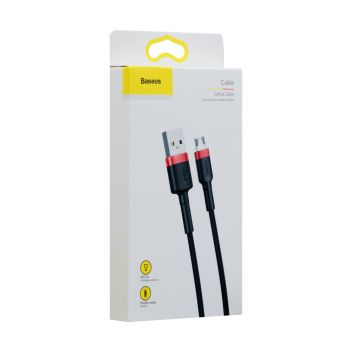 Купить USB BASEUS USB TO MICRO 2.4A CAMKLF-B