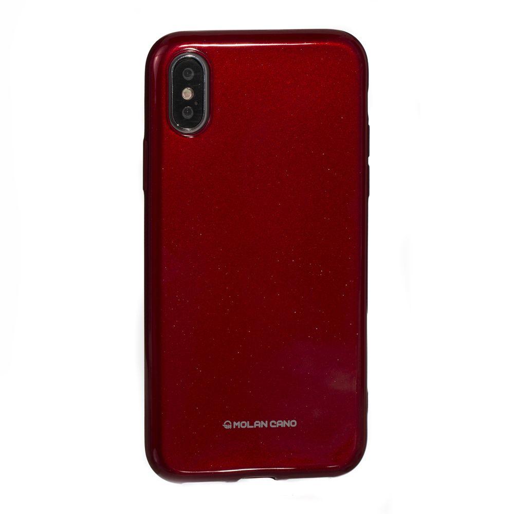 Купить СИЛИКОН MOLAN SHINING APPLE IPHONE X / XS_11