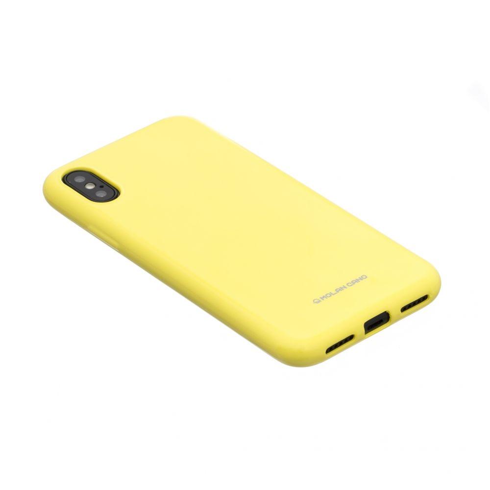 Купить СИЛИКОН MOLAN SHINING APPLE IPHONE X / XS_9