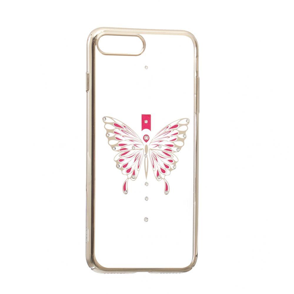 Купить СИЛИКОН SIMPLE BEAUTY BUTTERFLY SERIES FOR APPLE IPHONE 7 PLUS_1