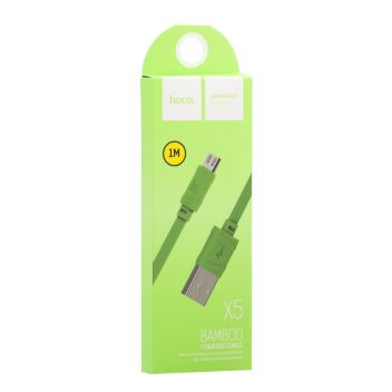 Купить USB HOCO X5 BAMBOO MICRO