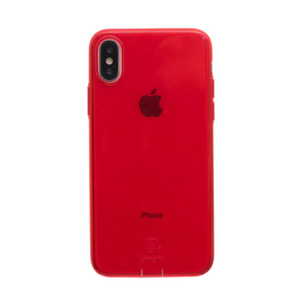 Купить ЗАДНЯЯ НАКЛАДКА BASEUS IPHONE X ARAPIPH8-A_1