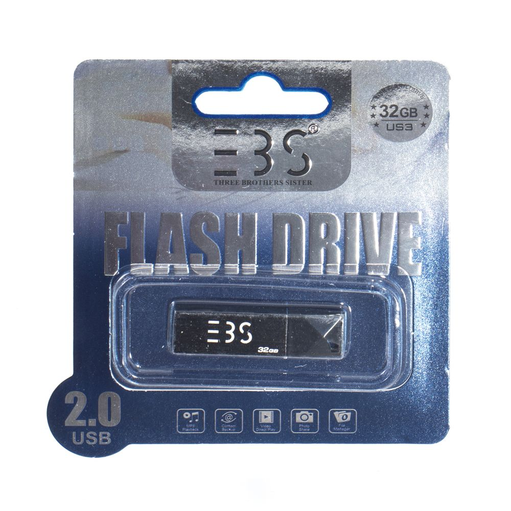 Купить USB FLASH DRIVE 3BS 32GB 2.0