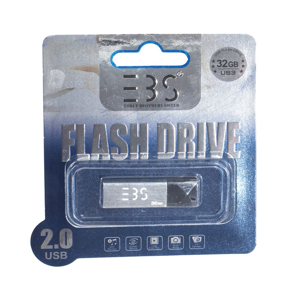 Купить USB FLASH DRIVE 3BS 32GB 2.0_1