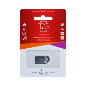 Купить USB FLASH DRIVE T&G 4GB METAL 107
