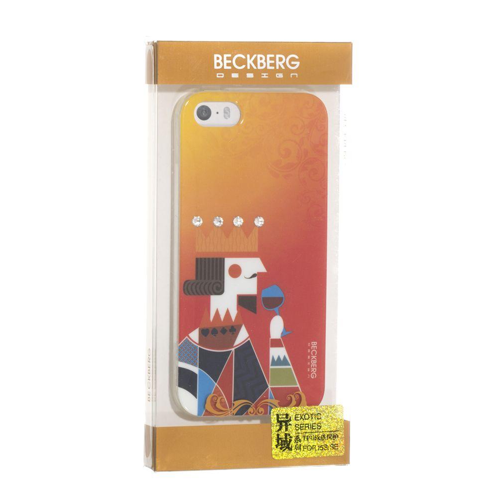 Купить СИЛИКОН BECKBERG EXOTIC SERIES FOR APPLE IPHONE 5G_7