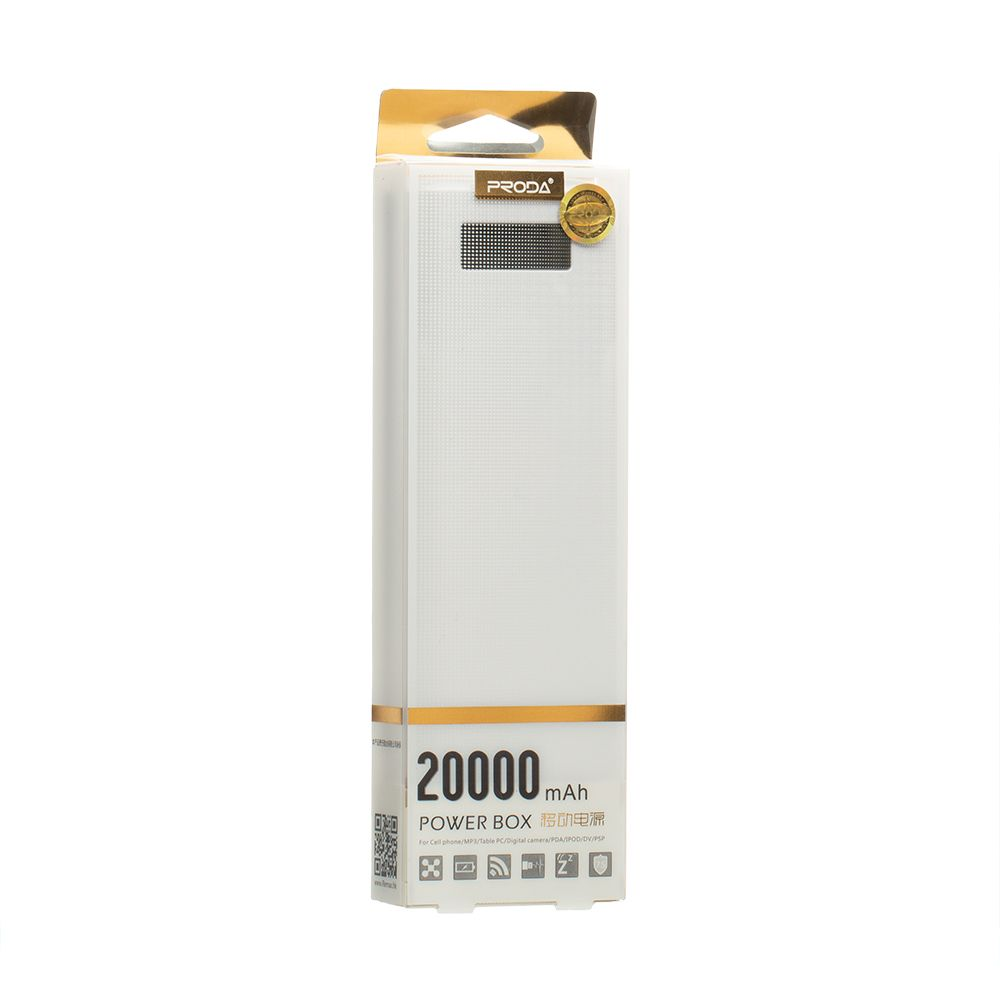 Купить POWER BOX REMAX PRODA 6J / PPL-12 20000 MAH